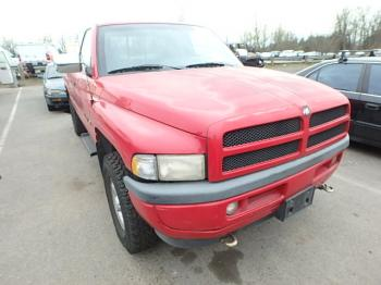 Salvage Dodge Ram Pickup 1500