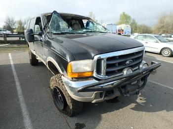 Salvage Ford Excursion