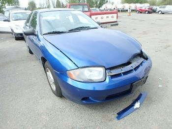Salvage Chevrolet Cavalier