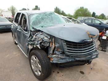 Salvage Chrysler PT Cruiser