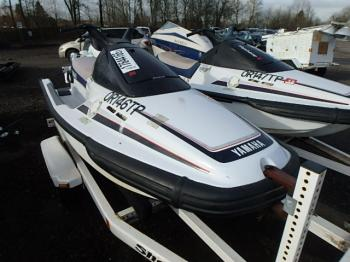 Salvage Yamaha Waverun 3