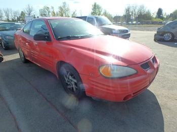 Salvage Pontiac Grand Am